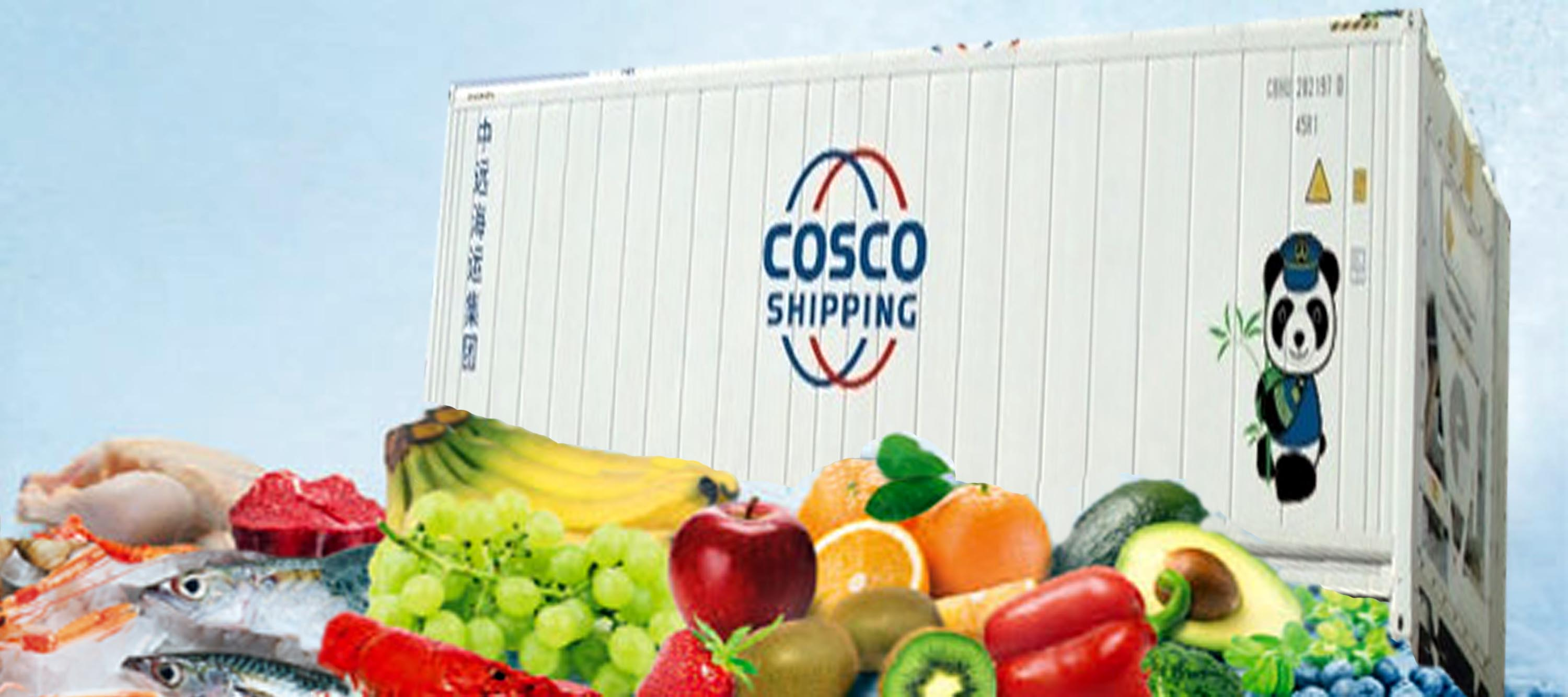 Reefer Cargo – COSCO SHIPPING LINES PAKISTAN PVT LTD